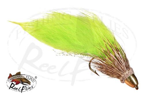 Conehead Zuddler Chartreuse
