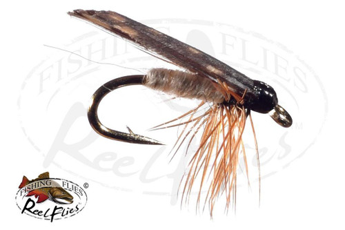 Tent Wing Caddis Cream