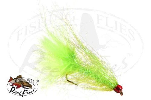 Red GB - GB Sparkle Leech Chartreuse