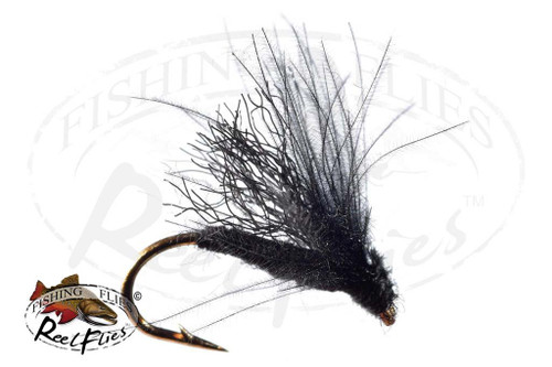 CDC Adult Caddis Black