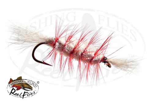 White Bomber Red Hackle