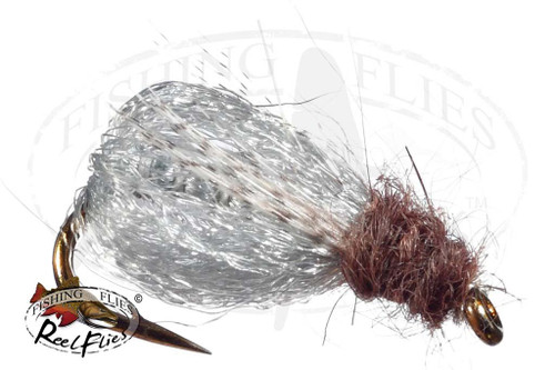 Deep Sparkle Pupa Grey