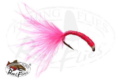 Blood Worm Pink