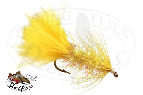 Krystal Bugger Yellow