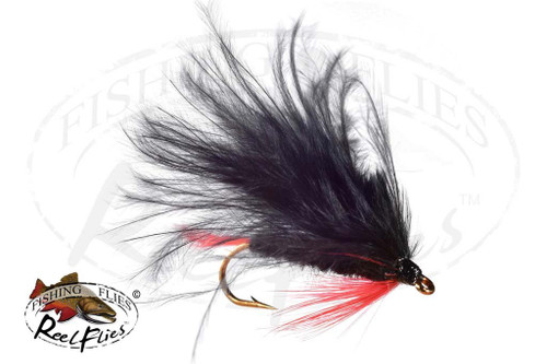 Red Tailed Marabou Leech