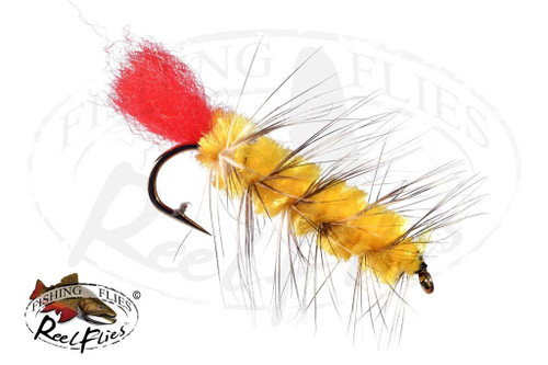 Woolly Worm Yellow