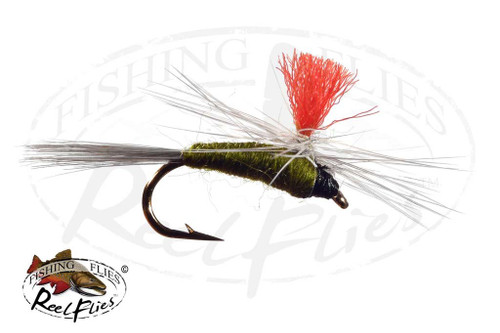 Parachute HiViz Grey Olive