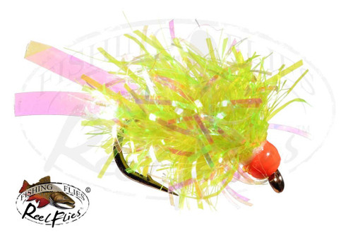 BH Krystal Blob Chartreuse
