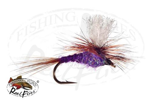 Purple Haze Parachute Dry FlyPurple Haze Parachute Dry Fly