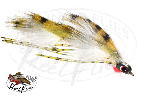 Olive Articulated Baitfish