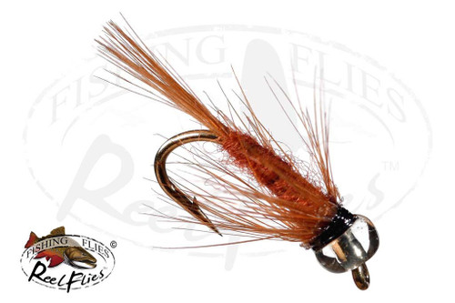 Glass Bead Midge Brown