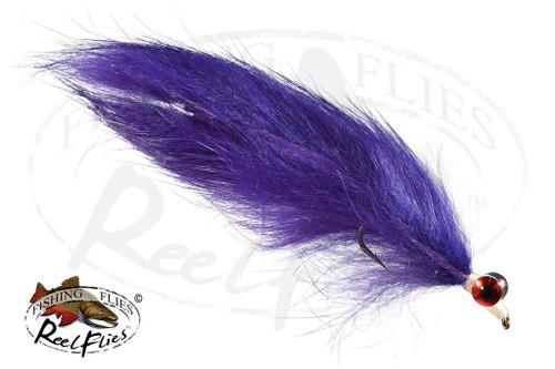 Purple Double Bunny