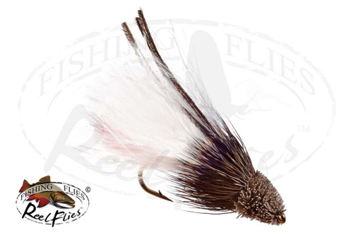 Muddler Minnow Marabou White