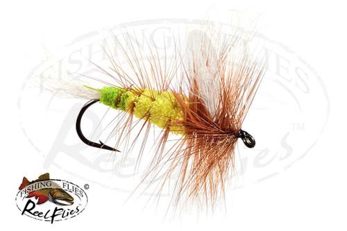 Killer Whisker Yellow Green
