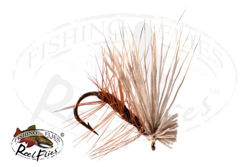 Elk Hair Caddis Dark Brown