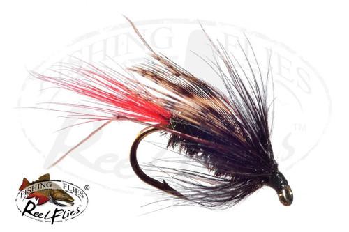 Black Red Tailed Legged Emerger