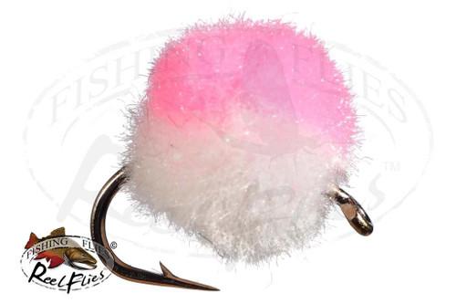 Glo Bug Half & Half Pink & White