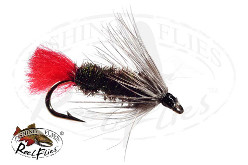 Grizzly Hackle Peacock