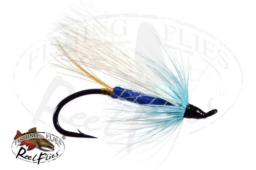Big Intervale Blue (Salmon Hook)