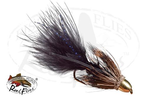 CH Bow River Bugger Black