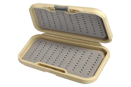 slimline-waterproof-fly-box-tan