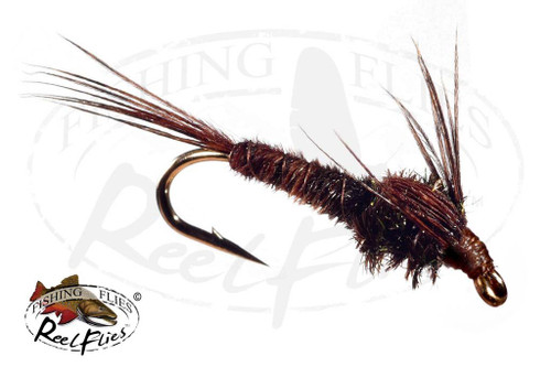 Pheasant Tail Light Brown