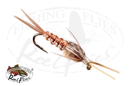Tan Braided Stonefly
