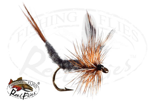 Adams Dry Fly Extended Body