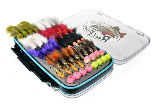 48 Steelhead Fly Selection