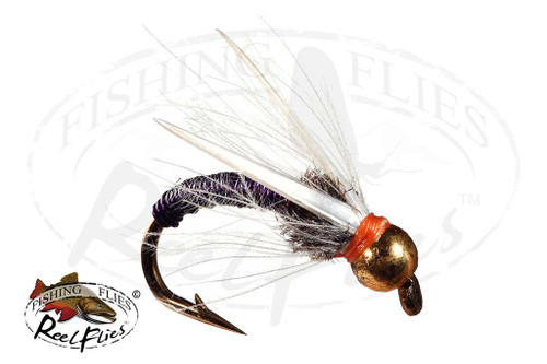 ReelFlies™️ Copper Prince Purple