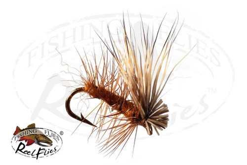 Elk Hair Caddis Brown