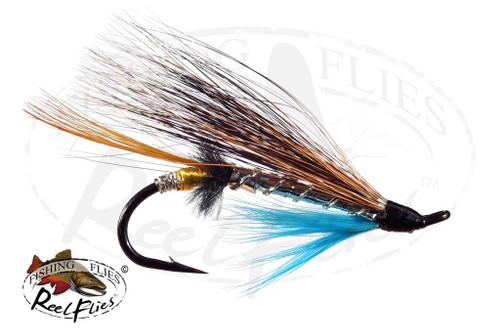 Crossfield (Salmon Hook)