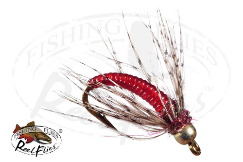 Red Steelhead Candy