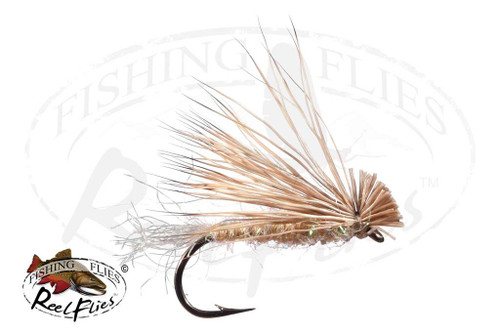 Sparkle Caddis Tan