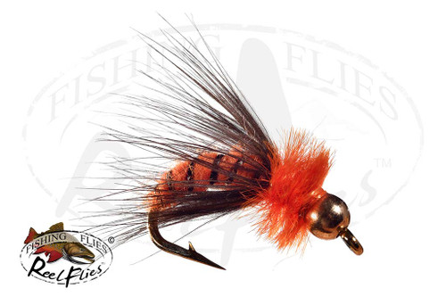 Steelhead Destroyer Nymph Orange