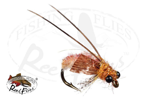 Steelhead Caddis Tan