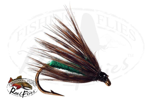 Soft Hackle Green