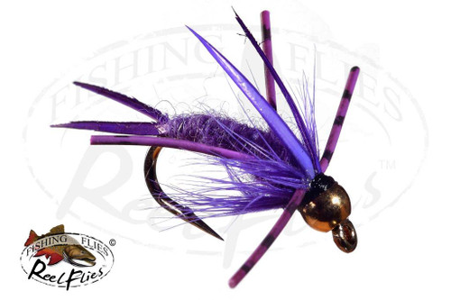 Steelhead Predator Nymph Purple