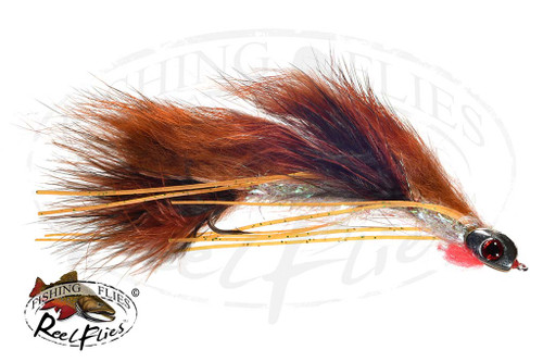Rust Articulated Baitfish