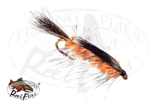 Michigan Wiggler Orange