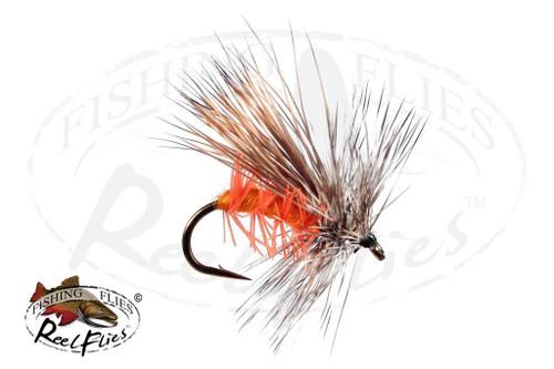 Oregon Orange Caddis