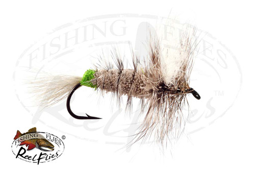 Killer Whisker Grizzly Green