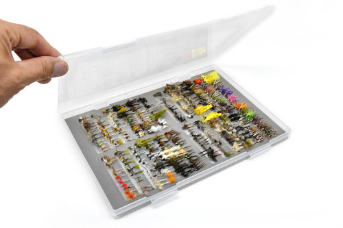 mega slimline fly box