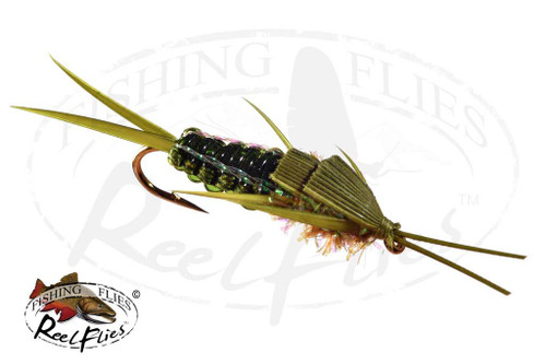 Olive Woven Stonefly