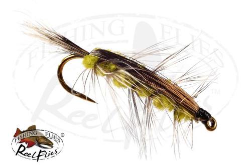 Michigan Wiggler Olive