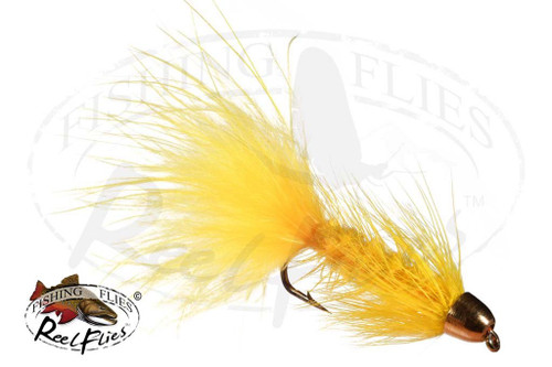 CH Woolly Bugger Yellow