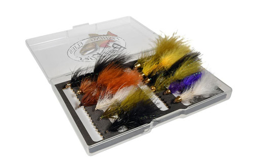 Woolly Buggers Fly Selection