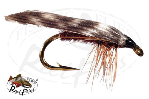 Tent Wing Caddis Cinnamon