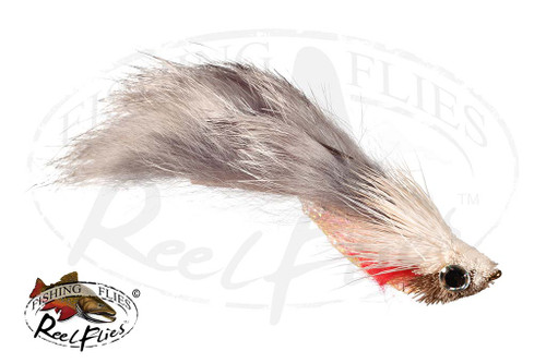 Reelflies Minnow Grizzly