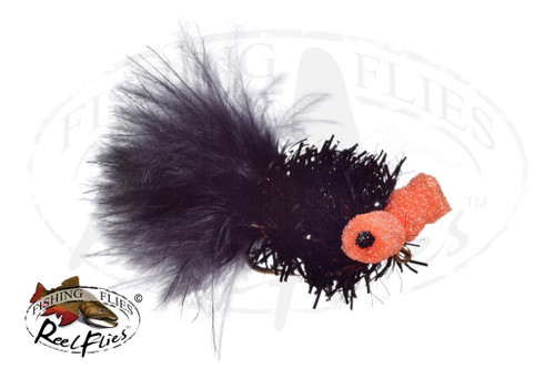 Mega Booby Black Fly
